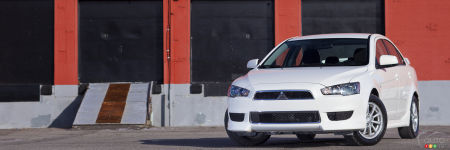 2012 Mitsubishi Lancer SE AWC Review