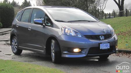 Essais Sur La Honda Fit Par Des Experts De L Industrie