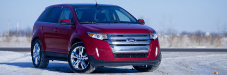 Ford Edge Limited EcoBoost 2012 : essai routier