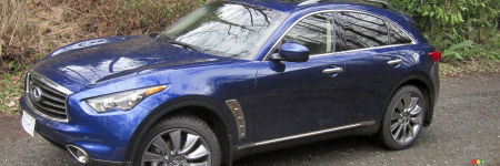 2012 Infiniti FX35 Limited Edition Review