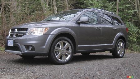 Dodge Journey Reviews From Industry Experts Auto123