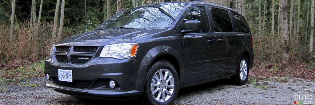 dodge grand caravan rt car news auto