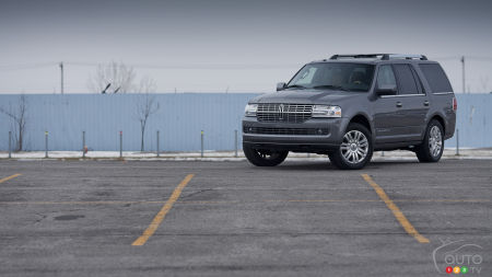 2012 Lincoln Navigator Review