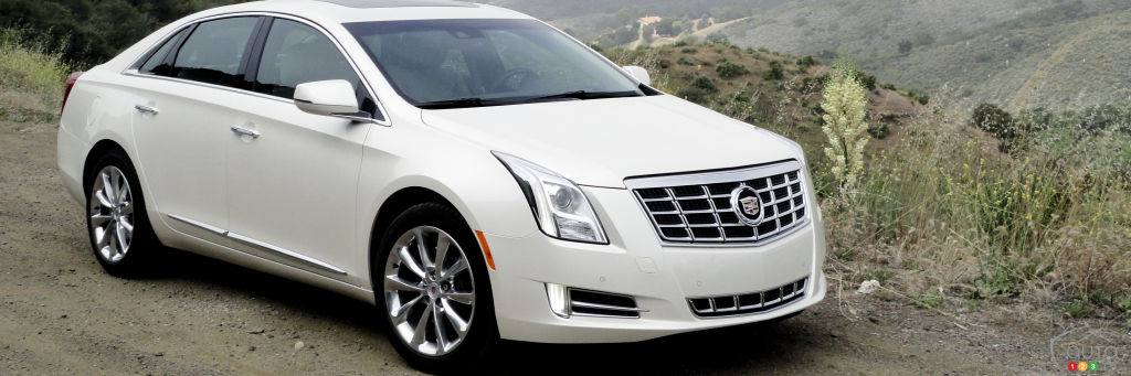 2013 Cadillac XTS First Impressions