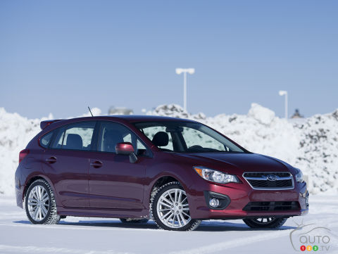 2012 Subaru Impreza 2.0i Sport 5-door Review