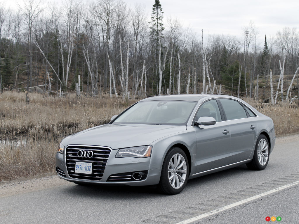 Audi AL FSI Premium Car Reviews Auto - Audi a8l
