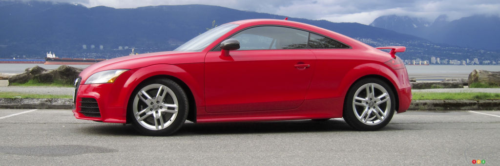 2012 Audi TT RS Review