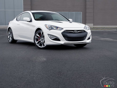2013 Hyundai Genesis Coupe 3.8GT Review