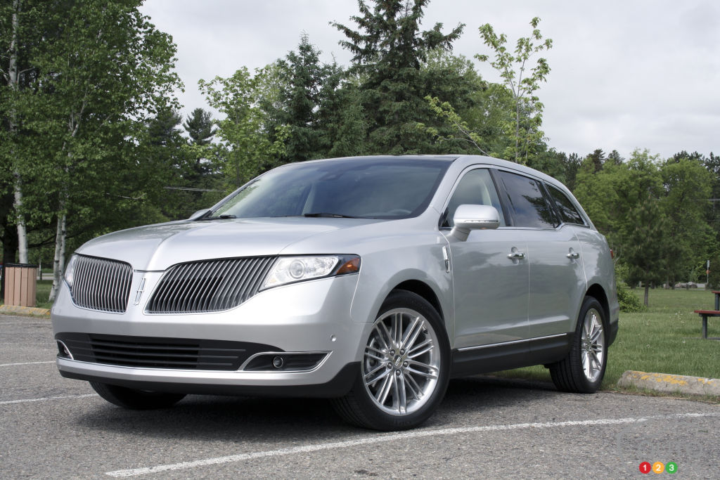 Lincoln MKT 2013 : premières impressions