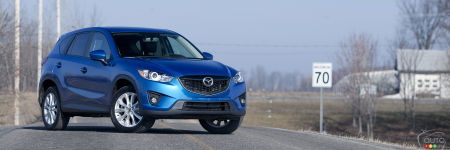 2013 Mazda CX-5 GT Review