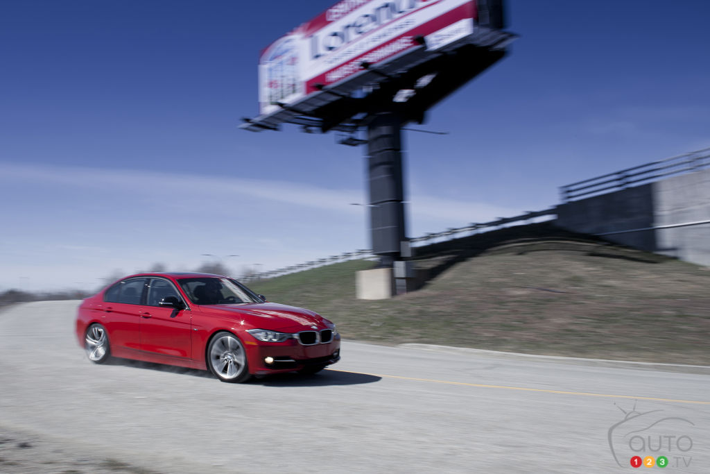 2012 BMW 335i Sport Sedan Review