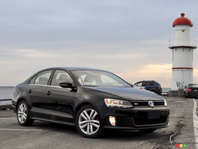 2012 Volkswagen Jetta GLI Review