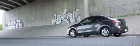 2012 Mazda3 GS-SKY Review