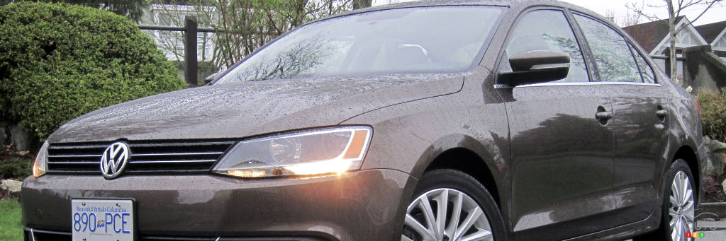 2012 Volkswagen Jetta TDI 2.0L Highline Review
