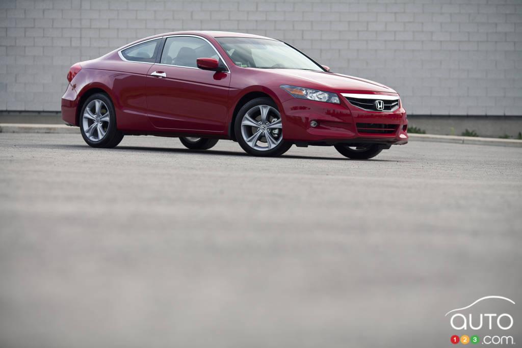 2012 Honda Accord Coupe Ex L V6 Car Reviews Auto123