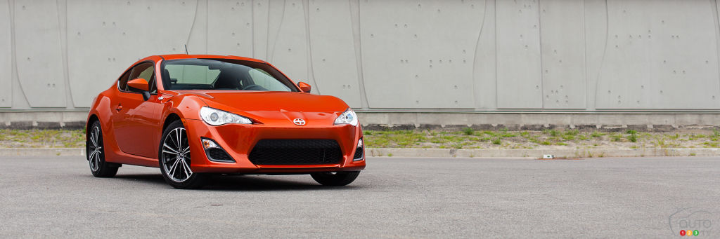 2013 Scion FR-S Review