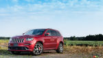 Jeep Grand Cherokee SRT8 2012 : essai routier