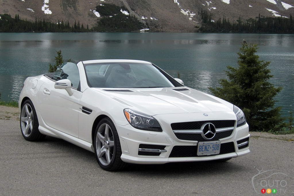 mercedes slk 55 amg 2012 occasion. Black Bedroom Furniture Sets. Home Design Ideas