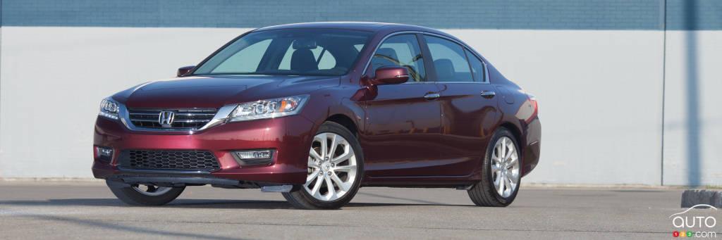 2013 honda accord sedan touring car news auto123. Black Bedroom Furniture Sets. Home Design Ideas
