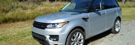 Land Rover Range Rover Sport 2014 : premières impressions
