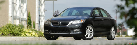 Honda Accord berline Touring V6 2013 : essai routier