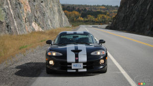 2000 Dodge Viper GTS Review