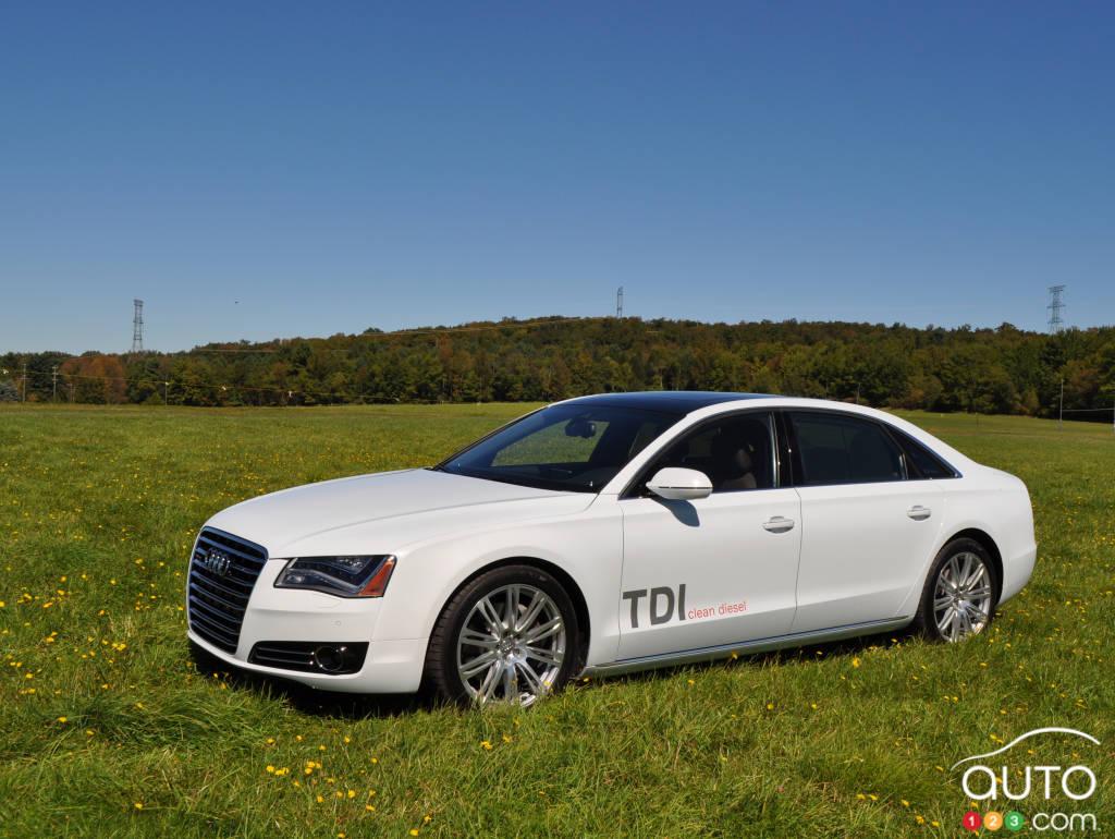 Kelebihan Kekurangan Audi A8 Tdi Harga