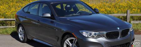 2014 bmw 328i xdrive gt car reviews auto123. Black Bedroom Furniture Sets. Home Design Ideas