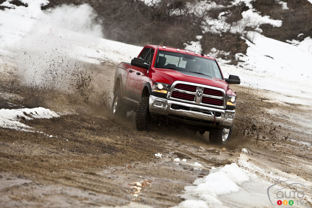 2014 Ram 2500 and 3500 Heavy Duty First Impressions