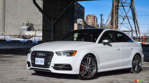 2015 Audi S3 First Impressions
