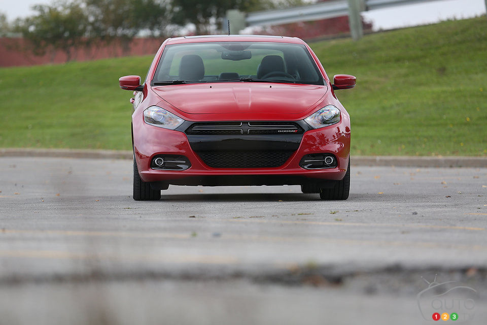 2014 Dodge Dart GT Review