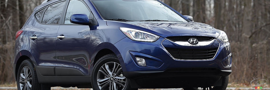 2014 Hyundai Tucson 2.4 GLS AWD review