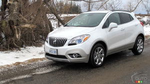 2013 Buick Encore AWD First Impressions