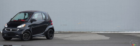 smart fortwo coupé passion 2013 : essai routier