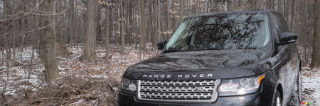 Land Rover Range Rover Supercharged 2013 : essai routier