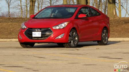Essais Sur La Hyundai Elantra Par Des Experts De L