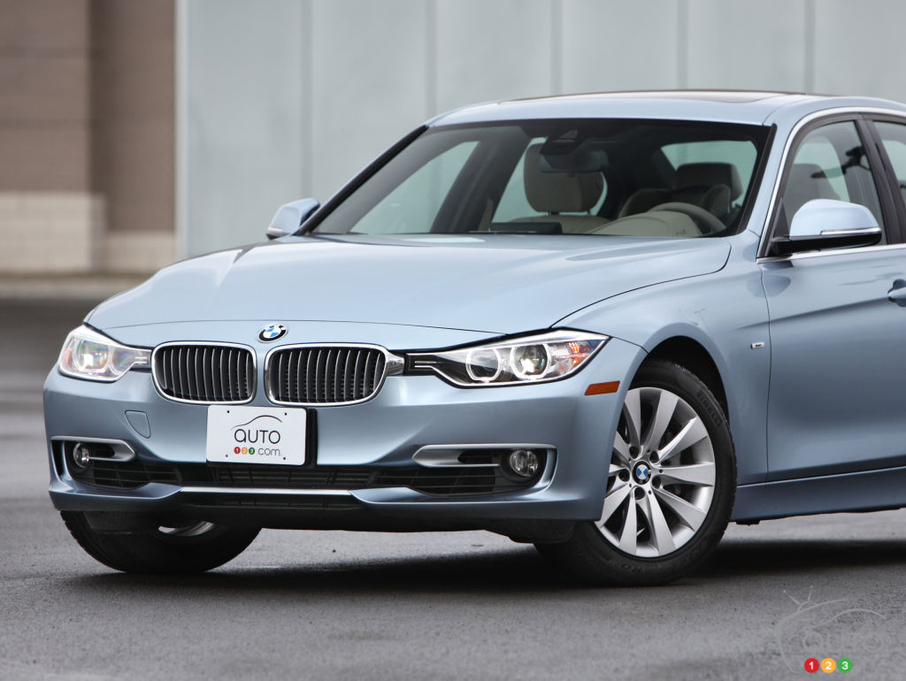 2017 Bmw Activehybrid 3 Review