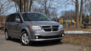 Dodge Grand Caravan Crew PLUS 2013 : essai routier