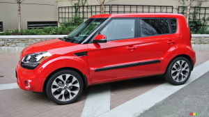2013 Kia Soul 4u Luxury Review