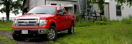 Ford F-150 2013 : premières impressions