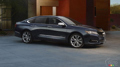 2014 Chevrolet Impala First Impressions