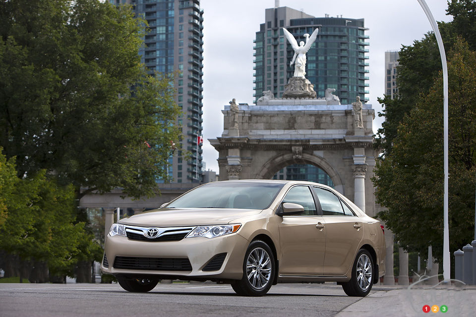 2013 Toyota Camry LE Review