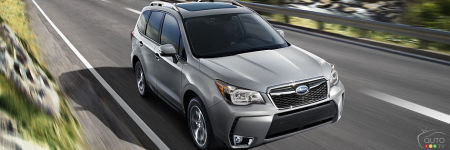 Subaru Forester Limited 2014 : essai routier