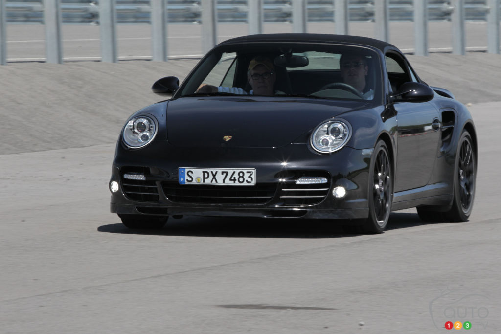 2013 Porsche 911 Turbo S Cabriolet  First Impressions