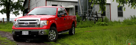 2013 Ford F-150 XLT SuperCab 4X4 Review