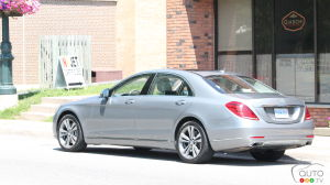 2014 Mercedes S-Class First Impressions