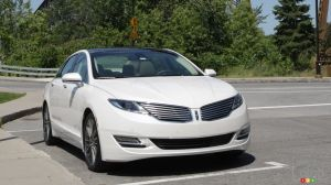 2013 Lincoln MKZ Hybrid First Impressions