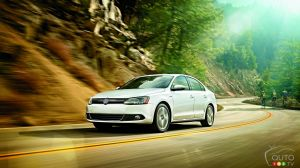 2013 Volkswagen Jetta Turbo Hybrid Review