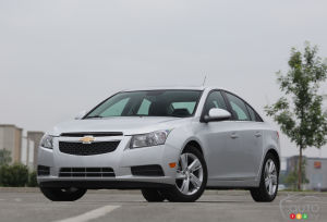 2014 Chevrolet Cruze Clean Turbo Diesel Review