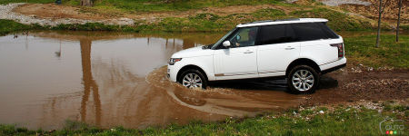 Range Rover Supercharged 2013 : essai routier